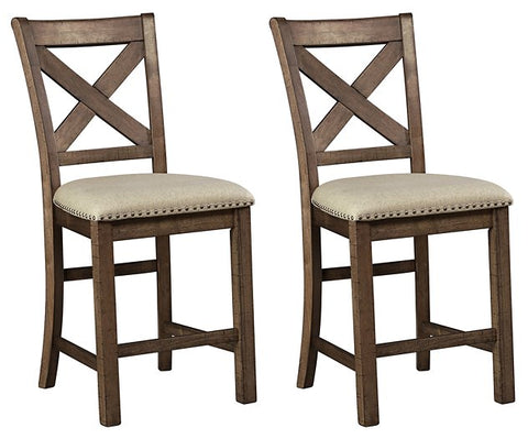 Moriville Signature Design 2-Piece Bar Stool Package image