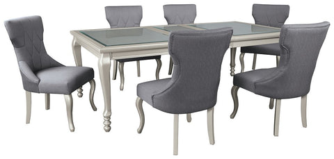 Coralayne 7-Piece Dining Room Package D650