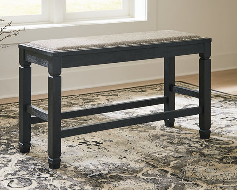 Tyler Creek Signature Design by Ashley DBL Counter UPH Bench 1CN image