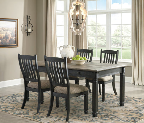 Tyler Creek 5-Piece Dining Room Package D736