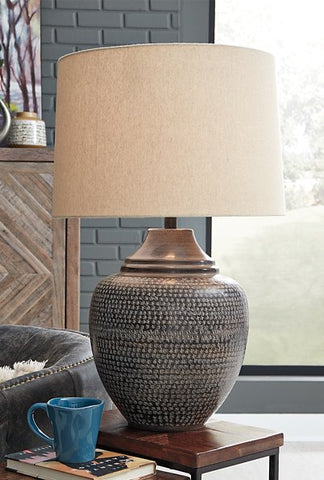 Olinger Signature Design by Ashley Table Lamp