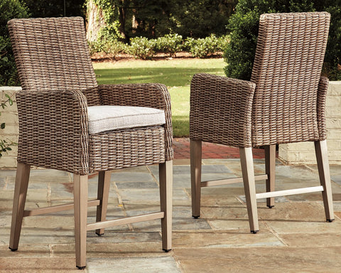 Beachcroft Signature Design by Ashley Barstool Set of 2 image