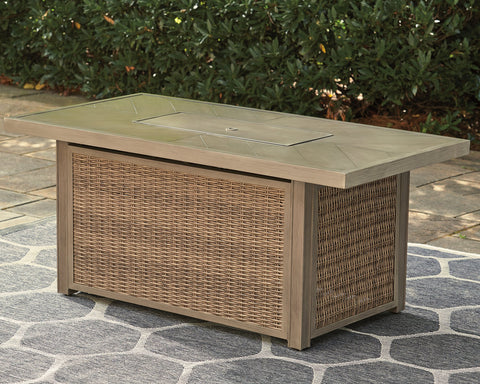 Beachcroft Signature Design by Ashley Outdoor Multi-use Table image