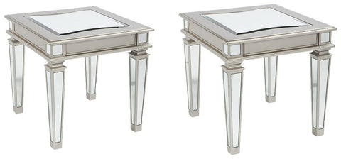 Tessani Signature Design 2-Piece End Table Set image