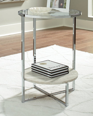 Bodalli Signature Design by Ashley End Table image