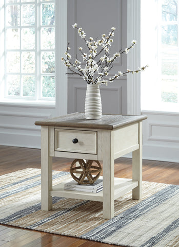 Bolanburg Signature Design by Ashley End Table image