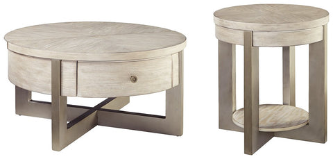 Urlander Signature Design 2-Piece Table Set image