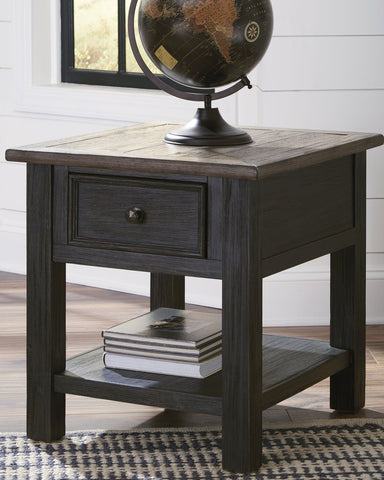 Tyler Creek Signature Design by Ashley End Table