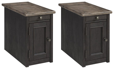 Tyler Creek 2-Piece End Table Set image