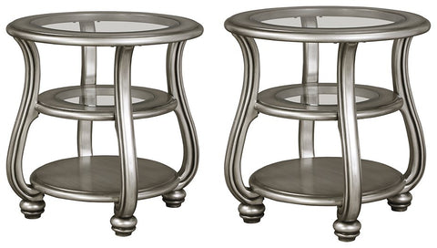 Coralayne Signature Design 2-Piece End Table Set image