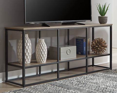 Wadeworth Signature Design by Ashley Extra Large TV Stand image