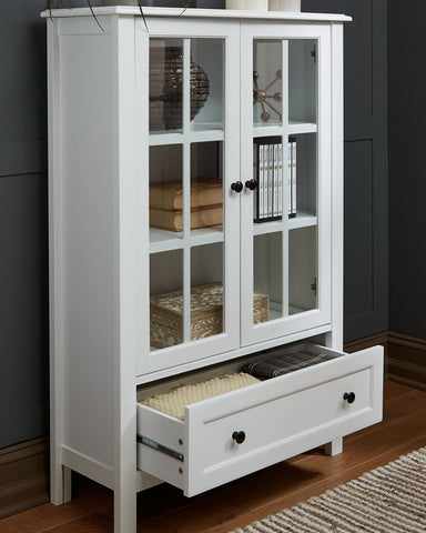 Miranda Signature Design by Ashley Cabinet image