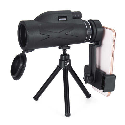 80x100 Magnification Portable Monocular Telescope