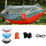 Outdoor 2 Person Hammock Tent With Mosquito Net