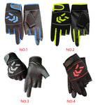 Fishing Anti-slip Unisex Pair of Gloves - One Size - 4 Colors
