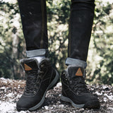 Unisex Hiking Waterproof Boots Sz 36-46 - 4 Colors