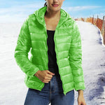 Winter Outdoor Warm Slim Padded Jacket with Pocket - S-3XL - 5 Colors