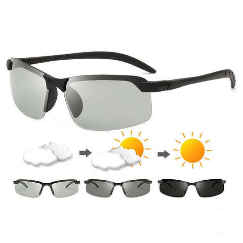 Polarized Camping All Use Unisex Glasses