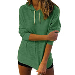 Round Neck Running Hoodie - M-2XL - 4 Colors