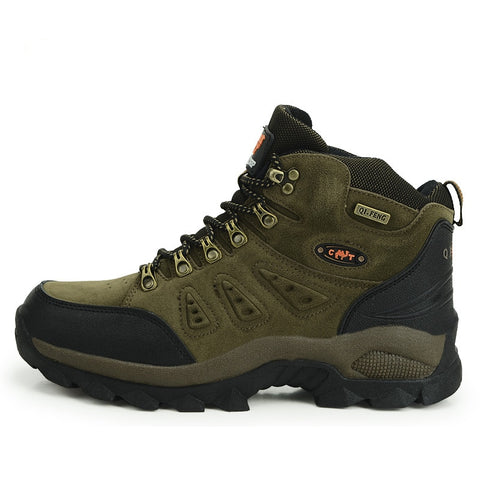 Unisex Classic Pro-Mountain Ankle Hiking Boots - 3 Colors