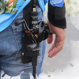 Backpocket Fishing Rod Carrier