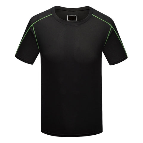 Running Quick Dry T-shirt Fitness Top - S-4XL - 10 Colors