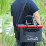 Fishing Folding Bag Outdoort - 5 Sizes - 2 Colors