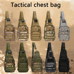 Military Shoulder Outdoor Rucksack - 7 Colors