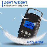 Tape Measure and Digital Weighing Scale up to 110lbs / 50kg