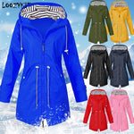 Waterproof Transition Lightweight Raincoat - S-5XL - 7 Colors
