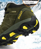 Unisex Outdoor Hiking Boots - 4 Colors