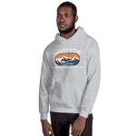 Men's White Moristr™ Hoodie - S-5XL - 4 Dark Colors