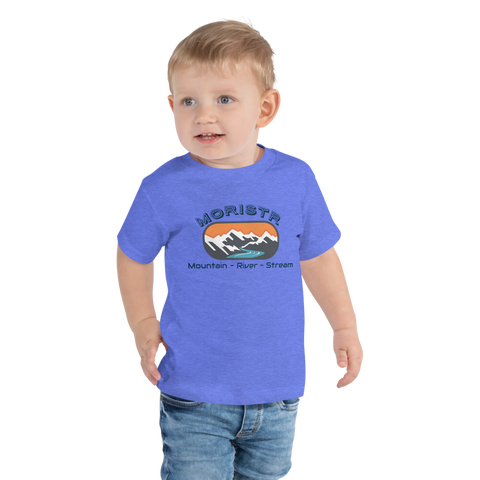Toddler Short Sleeve Moristr™ Tee - 2T-5T