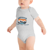 Baby Dark Moristr™ Onesie T-shirt - 3mo-24mo - 3 Colors