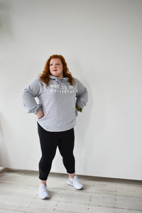 Muscle Up Buttercup Hoodie