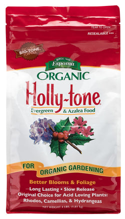 Holly Tone Organic Fertilizer 4lbs