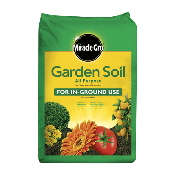 1 Cu. - Miracle Gro Garden Soil (Store Pickup Only)