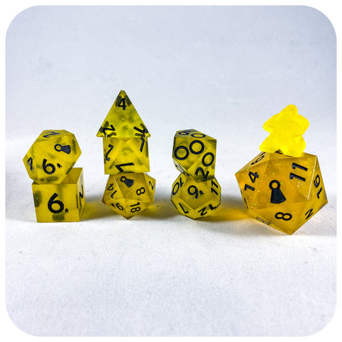 Black Badger Dice
