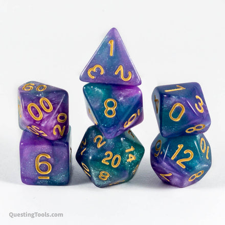 Orion Nebula Dice