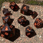 Brimstone Dice - Resin Dice - Questing Tools