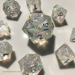 Dicecicle Dice - Resin Dice - Questing Tools
