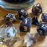 Java ☕️ Rock Dice - Resin Dice - Questing Tools