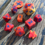 Mark One - X Dice - Resin Dice - Questing Tools