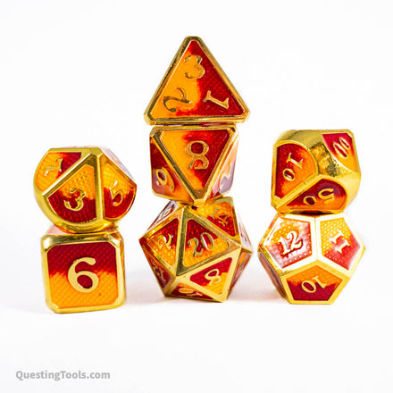 Inferno Dragonhide Dice