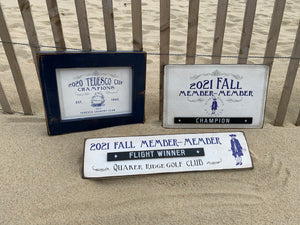 Premium Framed & Layered Awards