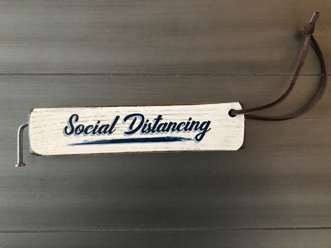 Social Distancing Handheld Bottle Opener