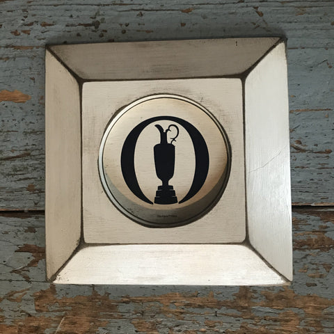 The Open™ Wooden Putting Cup - Gift Boxed