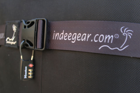 indeegear® luggage belt