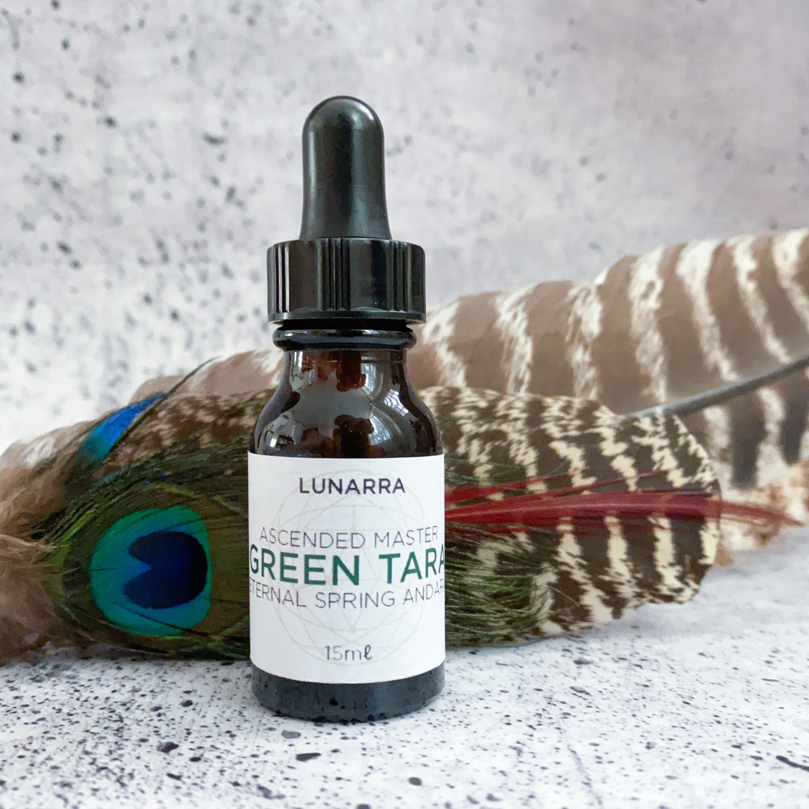 Ascended Master Green Tara (Eternal Spring Andara) Elixir 15ml
