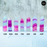 Herkimer Diamonds - Small Clear Clusters